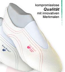 Gymnastik sko elit Jäger