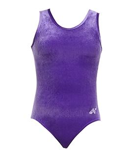 Velvet Tank - purple