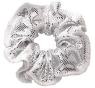 Hair Twist - White Shattered Glass